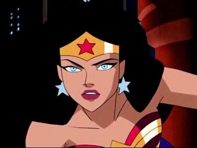 Justice League Wonder Woman