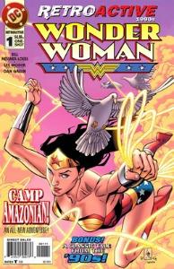 Animated Wonder Woman