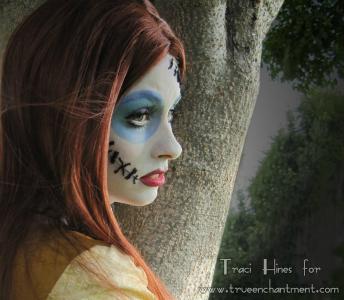 Traci Hines as Sally