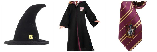 Child Ginny Weasley costume