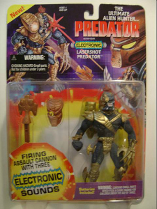 Predator action figure