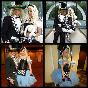 Candy Keane Alice in Wonderland