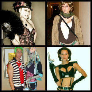 Candy Keane Costumes