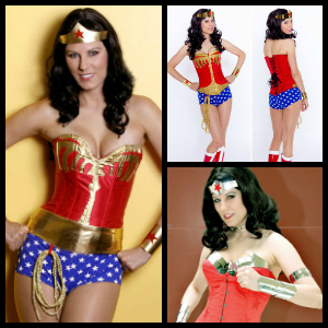 Candy Keane Wonder Woman