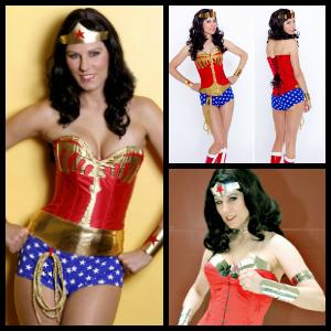 Candy Keane Wonder Woman