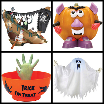 halloween get together especially if you are handing out candy is a fun bowl with an animated monster hand kids are sure to get a kick out this while