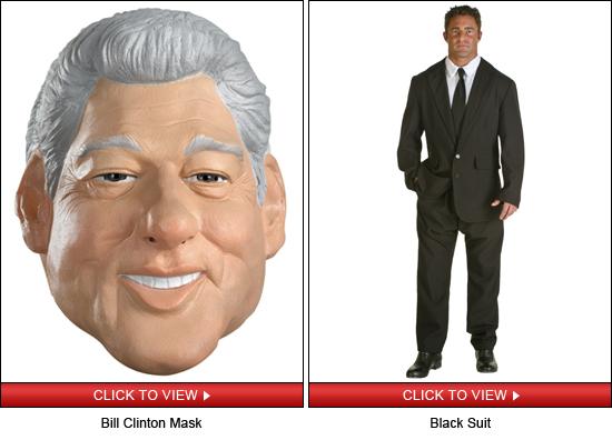Bill Clinton Quick Shopping Guide