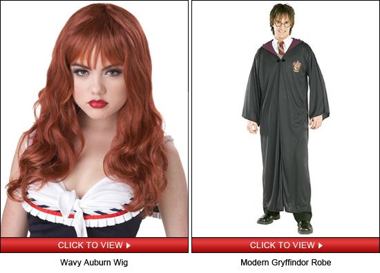 Ginny Weasley quick shopping guide