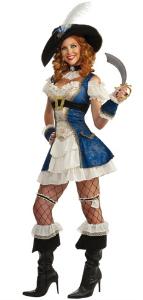 bonnie blue pirate costume
