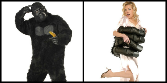 king kong collage