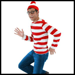 wheres waldo costume