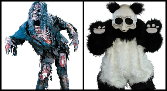 mens zombie costumes for 2012