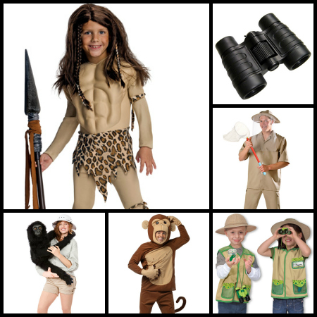 wild thornberrys costumes  sc 1 st  Halloween Costumes : tarzan costume for kids  - Germanpascual.Com