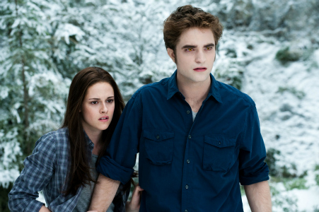 Bella in Eclipse and New Moon