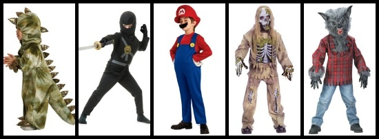 boys costume ideas