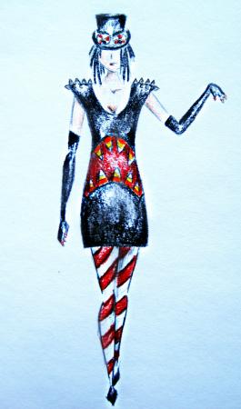 Candy Monster by Emma Skumautz