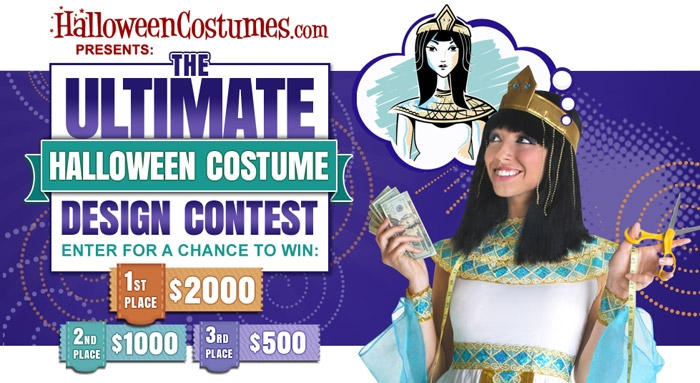 Ultimate Halloween Costume Design Contest