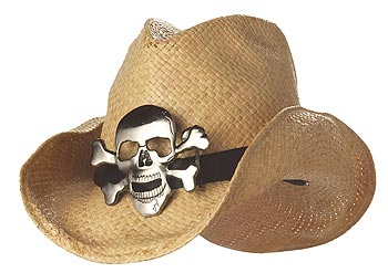 rock and roll cowboy hat