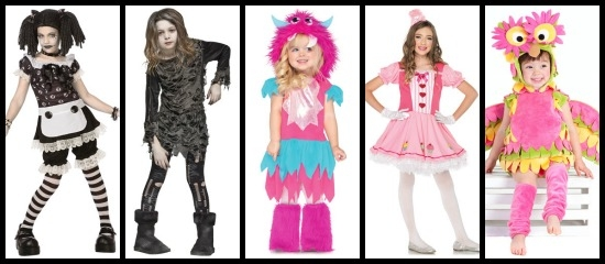 girls costume ideas