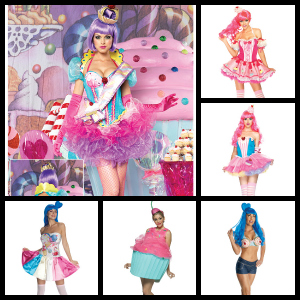 womens cupcake costume ideas