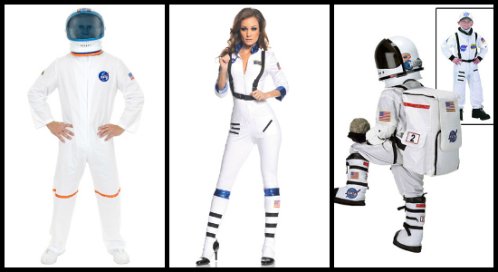 astronaut costume ideas