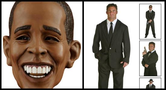 barack obama costume