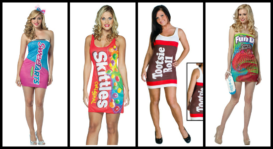 candy dress ideas