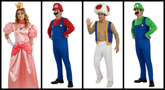 mario costume ideas
