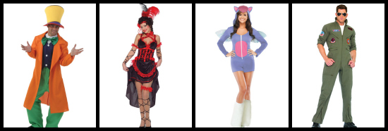 Complete costume ideas