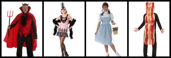Cheap costume ideas