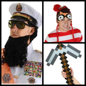 dictator in hiding costume idea