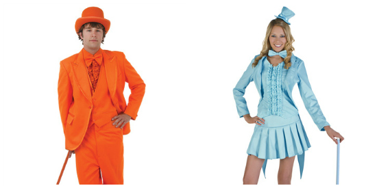 Dumb and Dumber couples costume  sc 1 st  Halloween Costumes & Coupleu0027s Costumes Ideas for Halloween 2012 - Halloween Costumes Blog