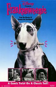 original frankenweenie poster