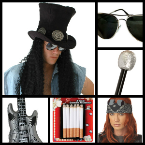 slash and axel rose costumes