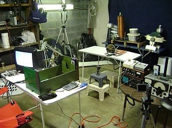 Joshua warrens paranormal tools