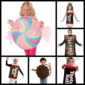 kids candy costume ideas