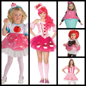 kids cupcake costume ideas