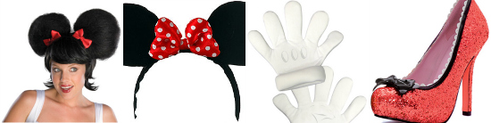 minnie mouse accessories