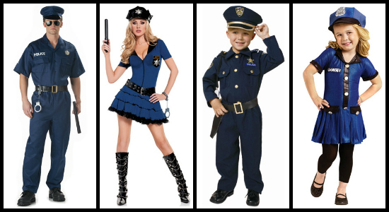 police costume ideas