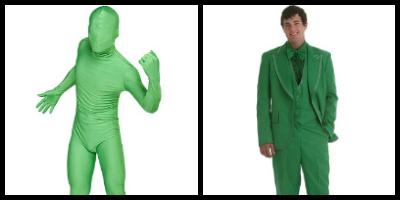 Riddler suits