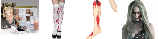 zombie accessories