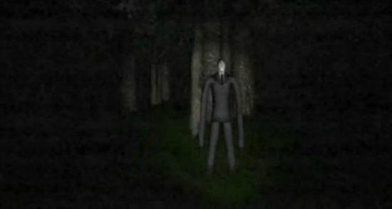 slenderman video game - Halloween Costume Slender Man