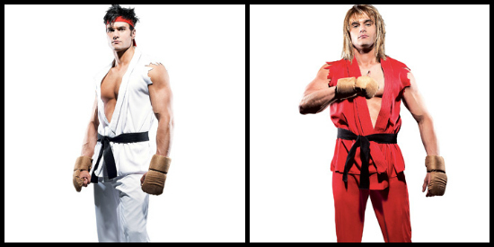 streetfighter costumes