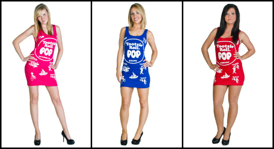 tootsie pop dresses