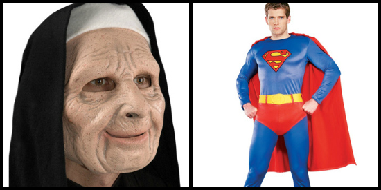Clever Costume Ideas For 2012