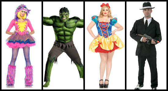 trendy plus size costume ideas