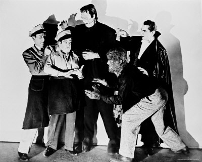 abbot and costello meet frankenstein