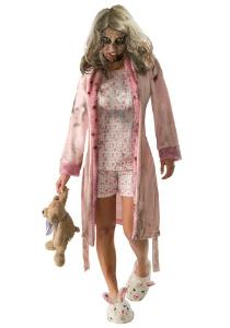 walking dead girl zombie costume