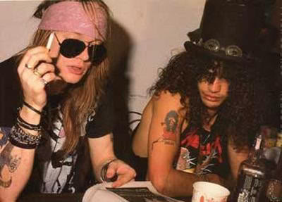guns and roses  sc 1 st  Halloween Costumes & Best Bud Duo Costumes - Halloween Costumes Blog