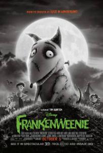 new frankenweenie poster